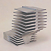 Heat Sink  - Permanent Mold Casting